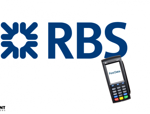 Royal Bank of Scotland Card Machine
