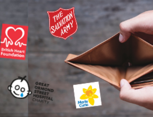 Helping Charities Take Payments